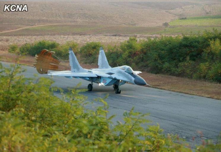 북한 공군이 보유한 MiG-29