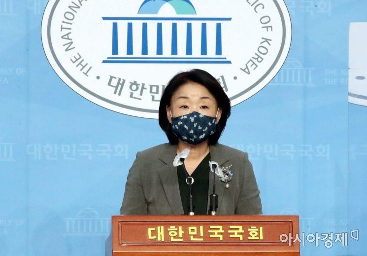 정의당 심상정 의원./윤동주 기자 doso7@