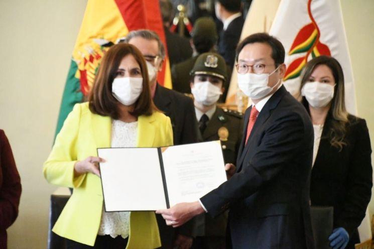 코이카, 볼리비아 '포스트 코로나' 국가계획 지원한다