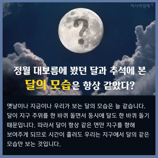 [카드뉴스]여러분은 '달'을 얼마나 알고있나요