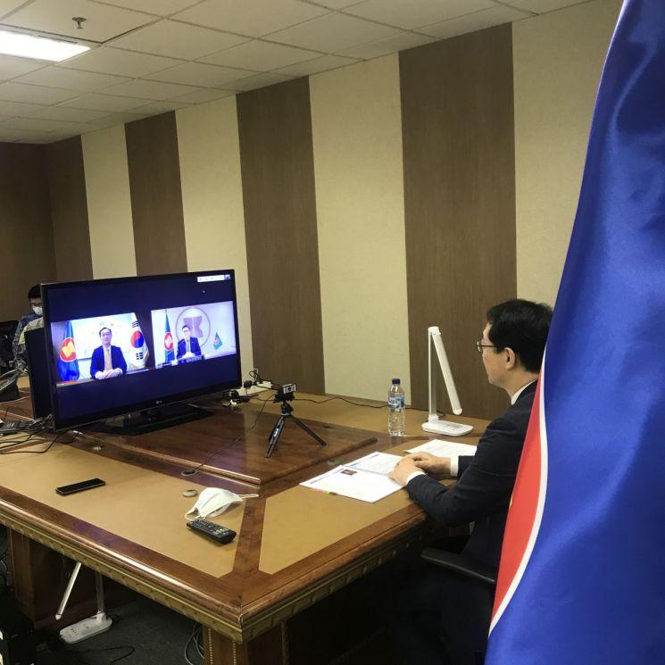 김건 차관보, 인니 방문… '2+2 외교·국방' 고위급협의 개최 추진