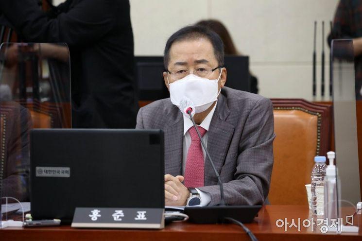 홍준표 무소속 의원./윤동주 기자 doso7@