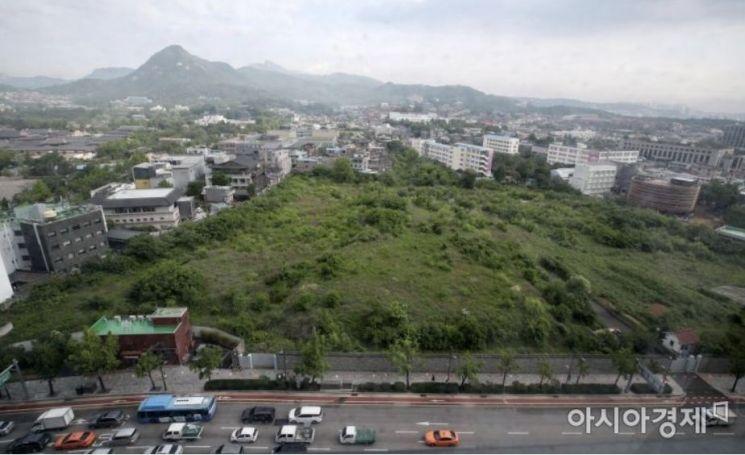서울시-대한항공 '송현동 땅' 합의식 잠정 연기