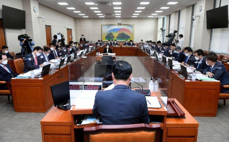 국회 정무위원회 [이미지출처=연합뉴스]