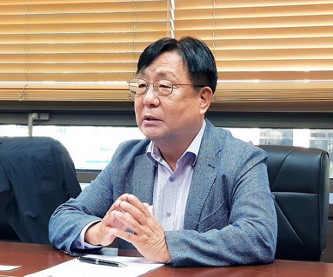"""최윤소 티앤엘 대표 """"진물 잡는 상처치료소재로 제2의 도약"""""""