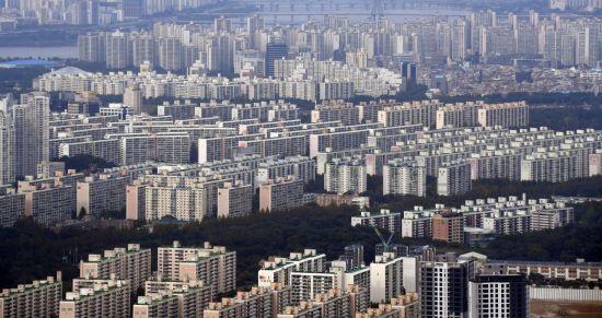 강남구 대치동 은마아파트 전경./김현민 기자 kimhyun81@