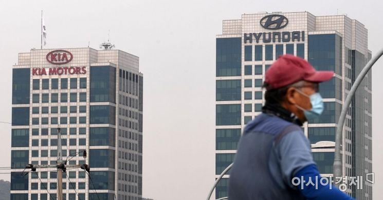 양재 현대차그룹 사옥/김현민 기자 kimhyun81@