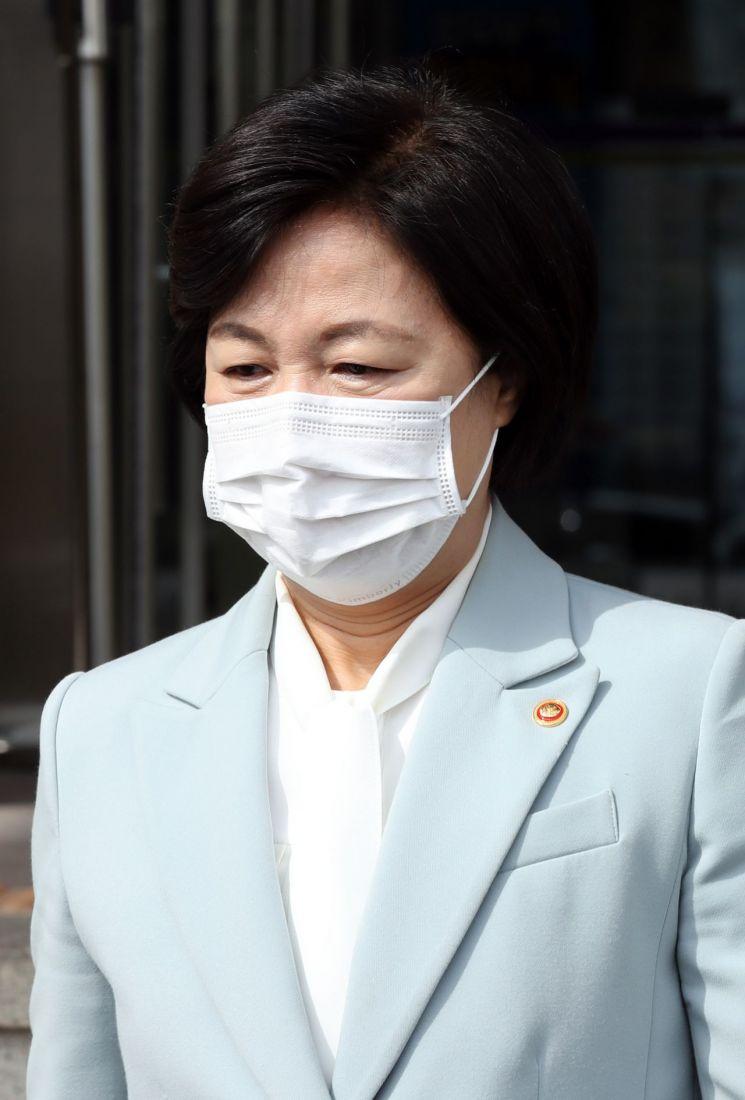 추미애 법무부 장관. [이미지출처=연합뉴스]