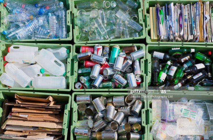 재활용 쓰레기 자료화면. 사진은 기사 중 특정 표현과 관계 없음/사진=게티이미지