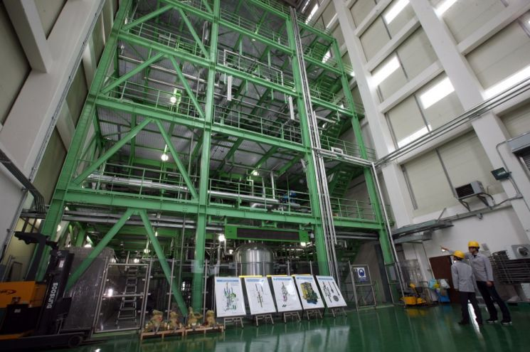한국원자력연구원이 중소형원자로 실험장치인 'FESTA'를 국내 연구자들에게 개방한다.(사진제공=한국원자력연구원)