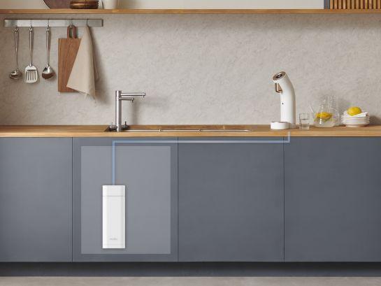 교원그룹, 디지털 냉각 시스템 적용 웰스 더원 정수기 신제품.