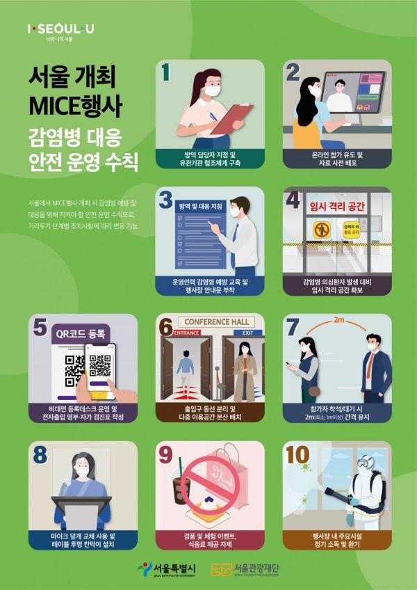 서울시, 코로나19로 직격탄 맞은 'MICE 산업' 온라인화 지원