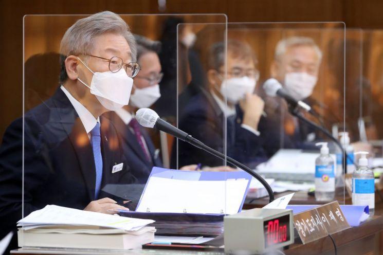 """이재명 """"추미애, 조국 전 장관 검찰 마녀사냥 피해자"""""""