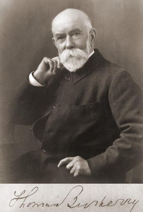영국 명품 브랜드 '버버리(BURBERRY)' 창립자 토마스 버버리 (Thomas Burberry). 사진=버버리