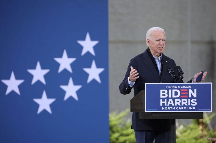 조 바이든 미국 민주당 대선후보 [이미지출처=로이터연합뉴스]