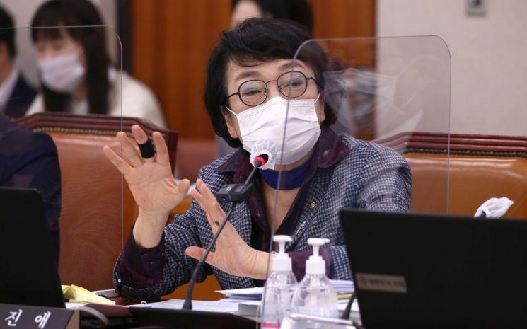 김진애 열린민주당 의원./사진=연합뉴스
