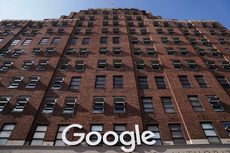 뉴욕의 명물 첼시 마켓이 위치한 구글 소유 건물. [이미지출처=로이터연합뉴스]