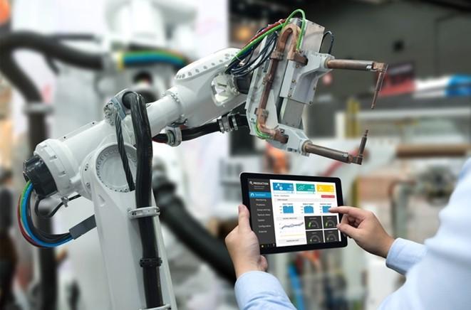 중소벤처기업부는 '로봇활용 제조혁신지원사업'에 국내 복귀 유턴기업 6개사를 최종 지원대상으로 선정했다고 21일 밝혔다. 사진 = 아시아경제 DB