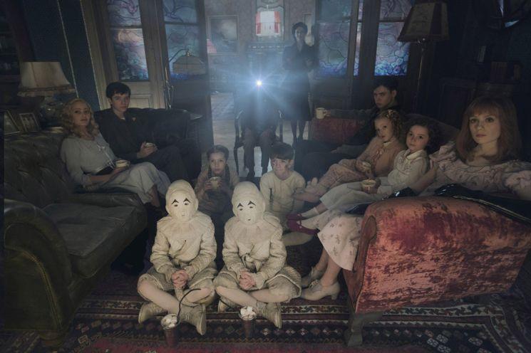 사진 = '미스 페레그린과 이상한 아이들의 집' 스틸컷
