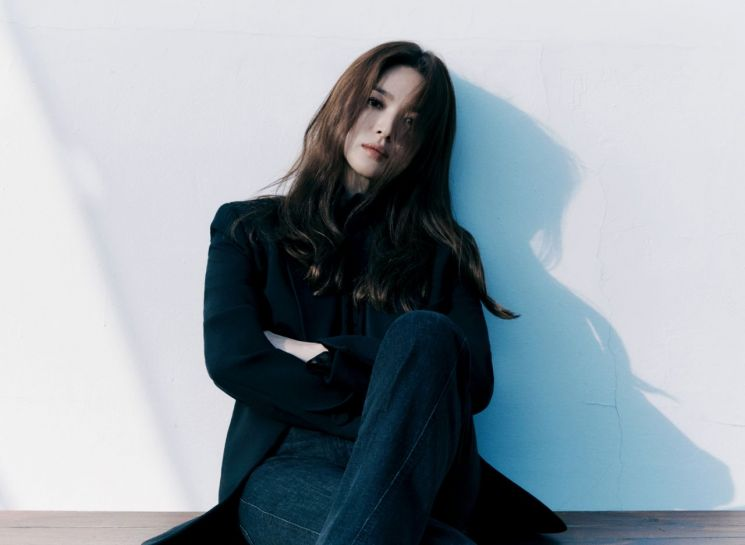 송혜교, 미샤의 새로운 뮤즈