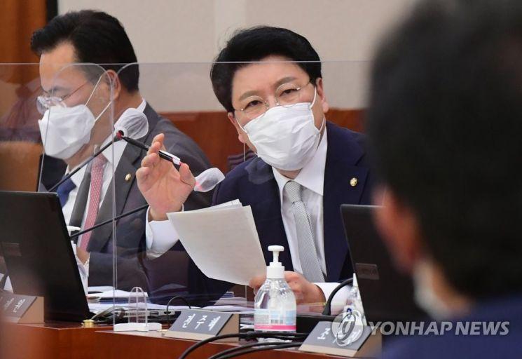 장제원 국민의힘 의원.