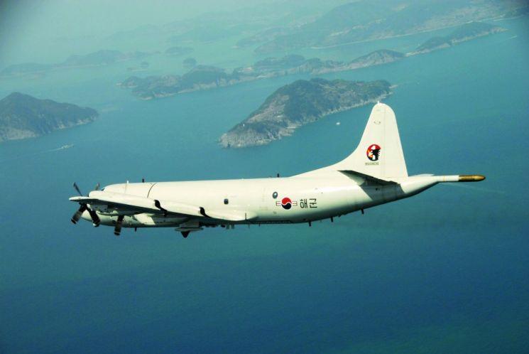 해군의 해상초계기 P-3C