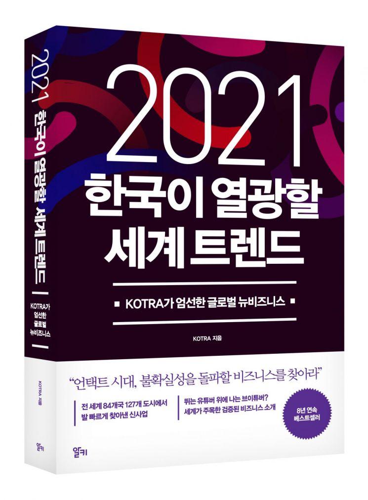 KOTRA, '2021 한국이 열광할 세계 트렌드' 발간