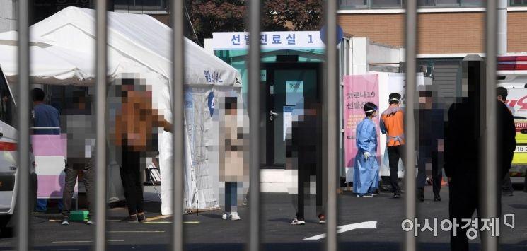[포토] 코로나19 신규확진 119명…지역발생 97명·해외유입 25명