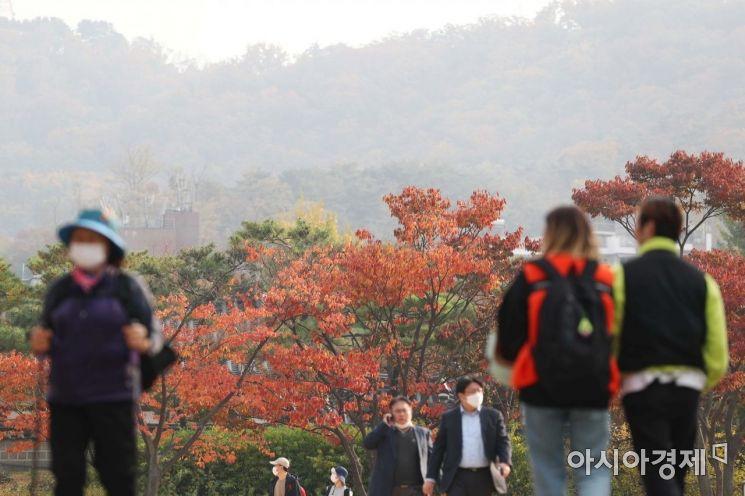 [포토]가을 산책
