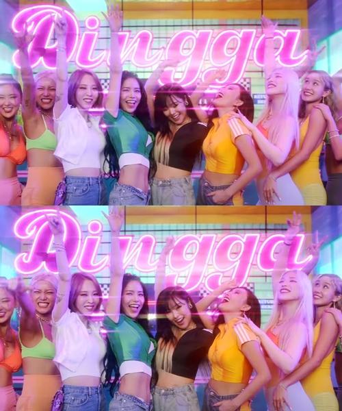 사진=마마무 '딩가딩가 (Dingga)' 뮤직비디오 화면캡처