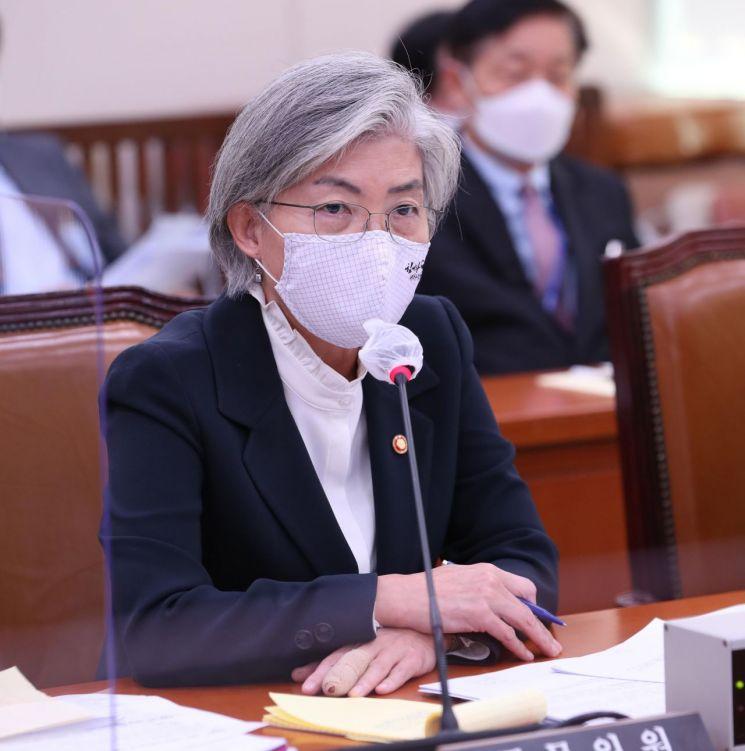 강경화 외교부 장관 / 사진=연합뉴스