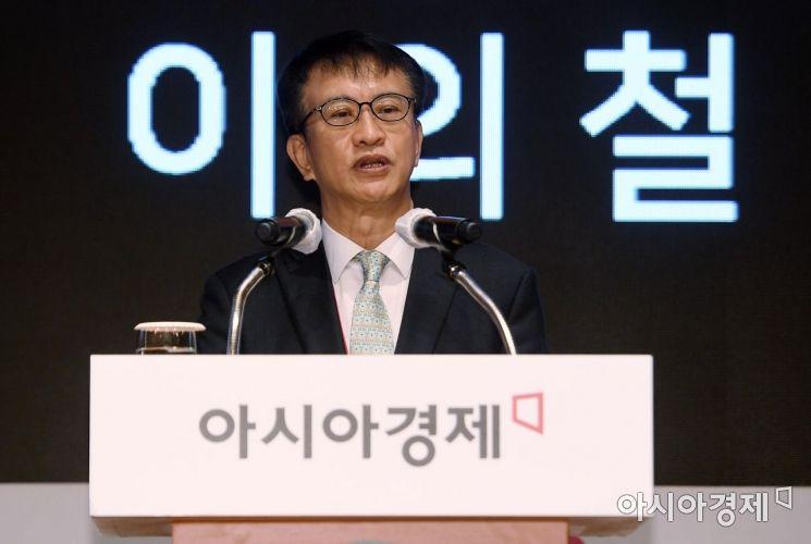 [포토] 개막사하는 이의철 대표