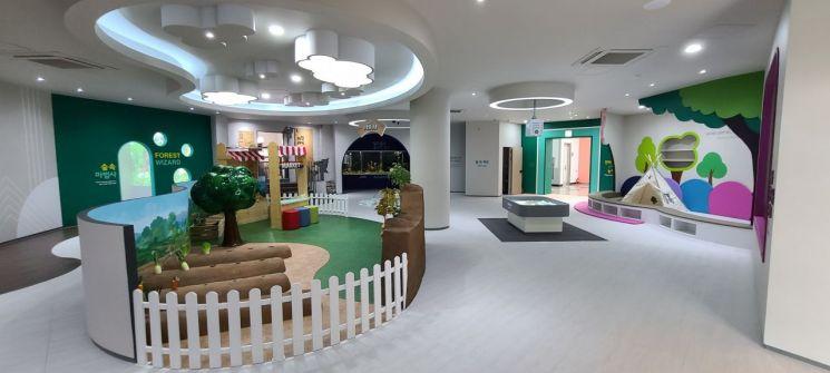 부산어린이회관이 부산어린이창의교육관으로 새단장돼 10월 30일 문을 연다.