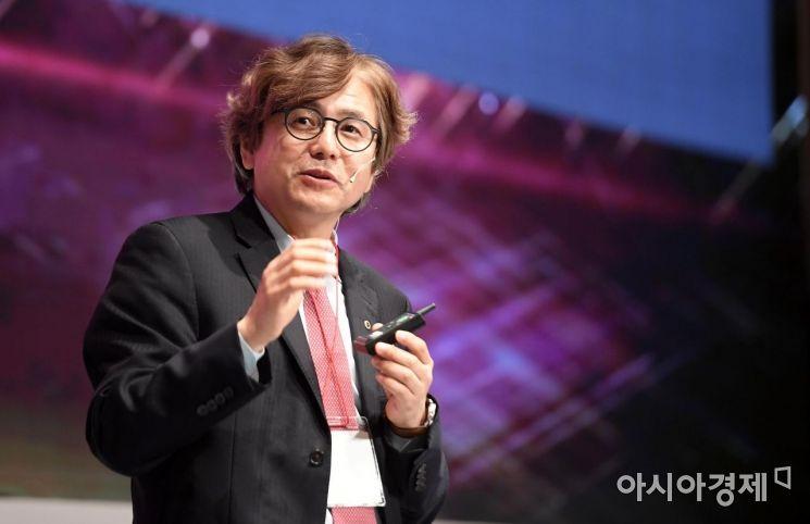 [포토] 강연하는 박형주 총장