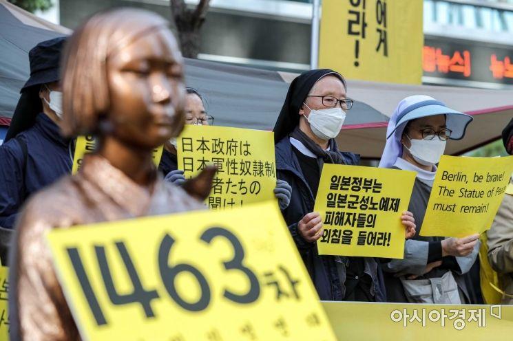 [포토]'일본 정부는 공식 사죄하라!'