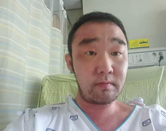 보디빌더 김기중이 부항으로 인한 세균 감염으로 치료를 받던 중 갑작스럽게 사망해 충격을 주고 있다. 사진=김기중 인스타그램 캡처.