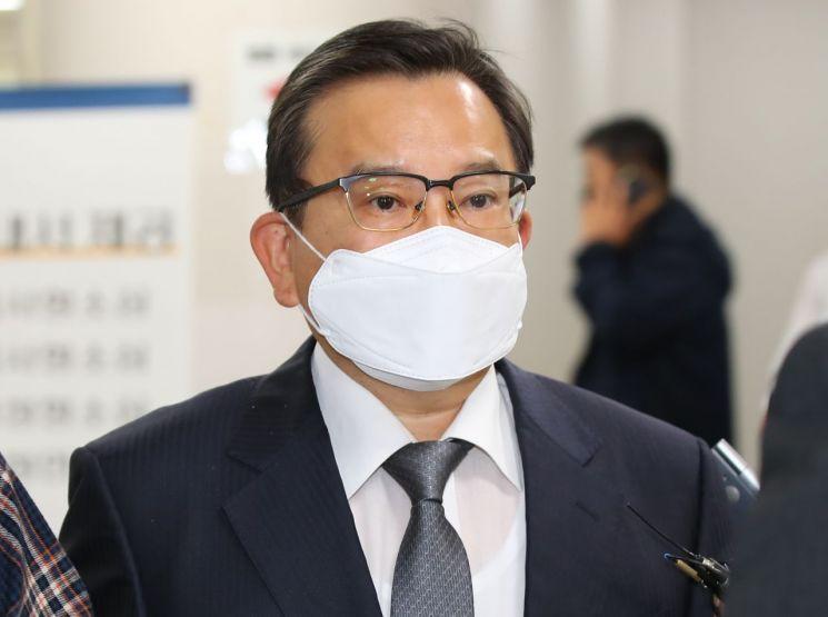 김학의 전 법무부 차관. [이미지출처=연합뉴스]