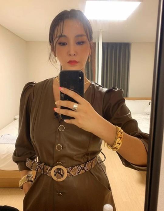 사진=배윤정 인스타그램 캡처.