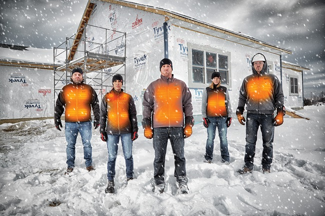 밀워키, M12 히팅 기어 등 겨울철 작업에 최적화된 신제품 대거 출시