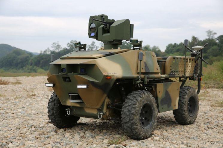 다목적 무인차량 (Multi-Purpose Unmanned Ground Vehicle)