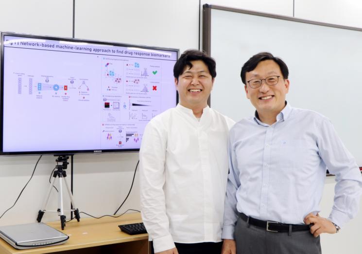 공정호 연구원(왼쪽), 김상욱 교수