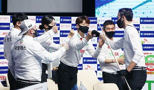 TSㆍJDX 히어로즈 PBA 팀리그 4라운드 첫 경기 승리, 2위와 격차 벌리며 단독 1위 굳건히