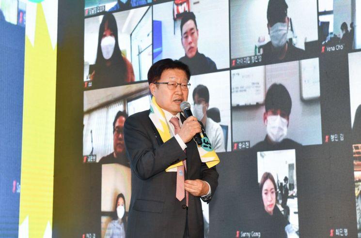 무협, 지자체 최초 강남구와 오픈 이노베이션 중간 성적표 공개
