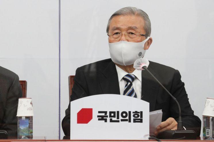 김종인 국민의힘 비상대책위원장 / 사진=연합뉴스