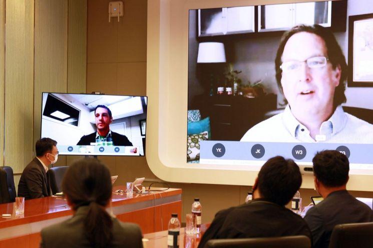 LG전자 토론토 인공지능연구소는 지난달 28일부터 3일간 온라인 화상회의 형식의 'AI 포럼 앤 디스커버리 워크숍'을 진행했다.