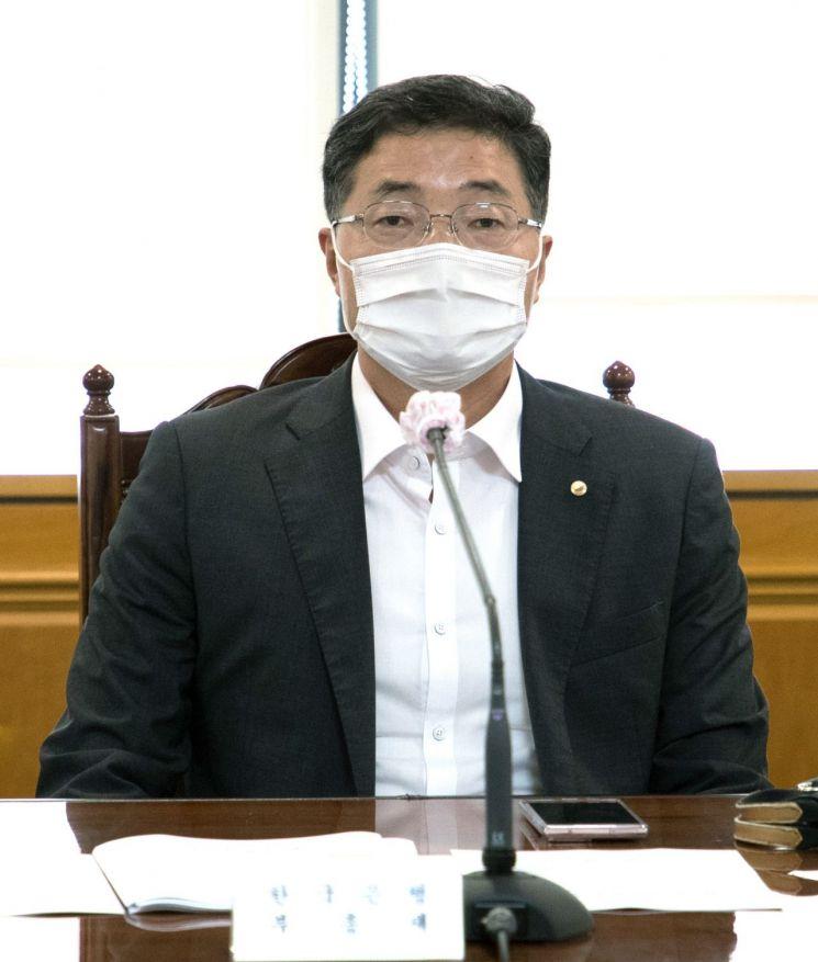 이승헌 한국은행 부총재 [이미지출처=연합뉴스]