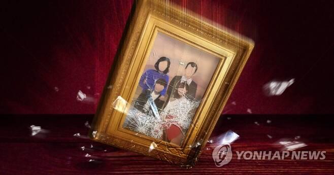 전남 장성에서 일가족 3명이 숨진 채 발견돼 경찰이 수사에 나서고 있다. [이미지출처=연합뉴스]