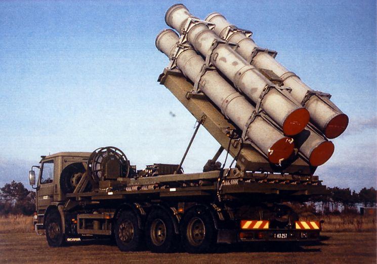 지난 10월 26일 미 국방부 산하 국방안보협력국은 하푼 연안 방어 체계에 대한 대만 수출 허가가 미 의회를 통과했다고 발표했다. 사진=덴마크 해군