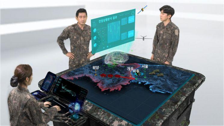 한화시스템, 국내 최초 국방 AI 참모 개발
