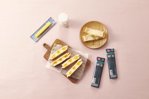[슈퍼마켓 돋보기] 맛있게 숙성했어요! 서울우유 마일드 체다 치즈